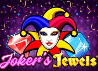 judi slot games joker's jewels